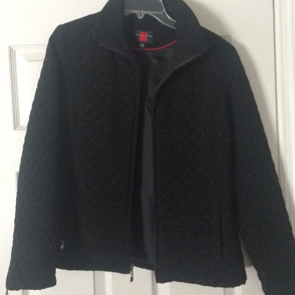 Gallery Jackets & Blazers - Black Quilted Jacket